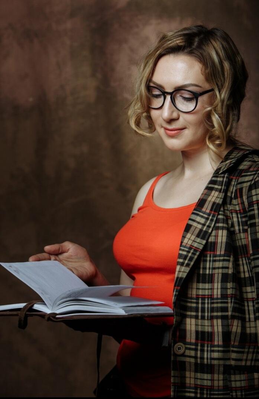 А что Вы сейчас читаете?