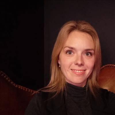 Анастасия Череда Семейный психотерапевт Москва