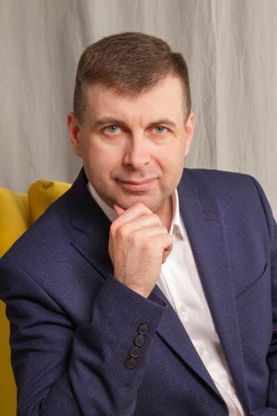Денис Леонтьев Семейный психоаналитик Екатеринбург