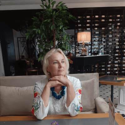 Светлана Дундал Психотерапевт Киев