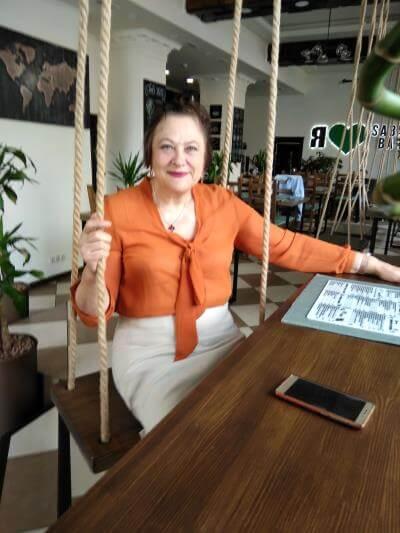 Ольга Замазий  Психоаналитик Кемерово