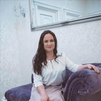 Катерина Вепро Семейный психотерапевт Киев