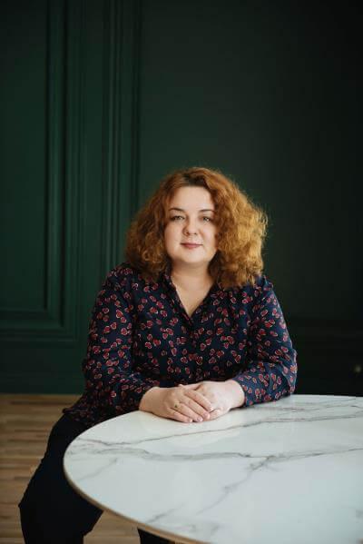 Антонина  Томашева  Сексолог Санкт-Петербург