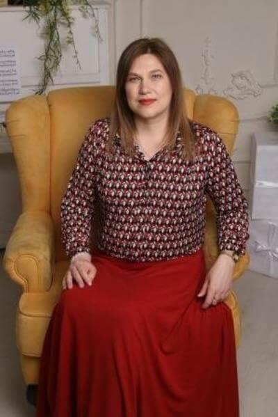 Лилия Евсюкова Семейный психолог Новосибирск